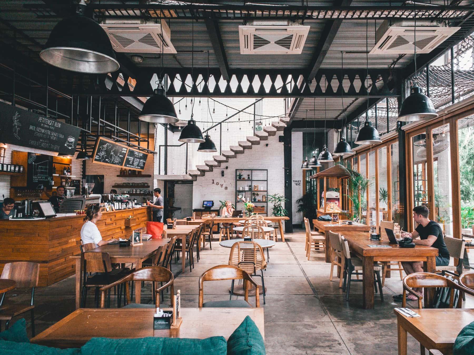 Arredo Locali, Bar e Ristoranti
